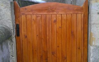 Howies Traditional Joinery - Bespoke Gate